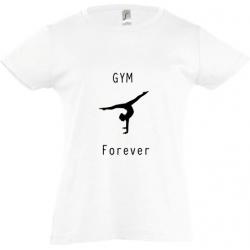 T-shirt gym forever pour les plus grands fans de gym