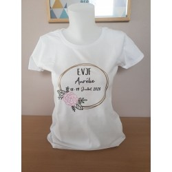 t-shirt EVJF